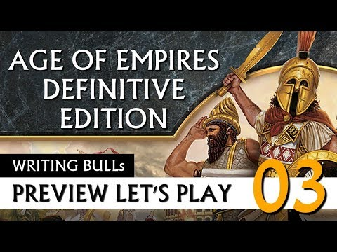 Preview Let's Play: Age of Empires Definitive Edition (03) [deutsch]
