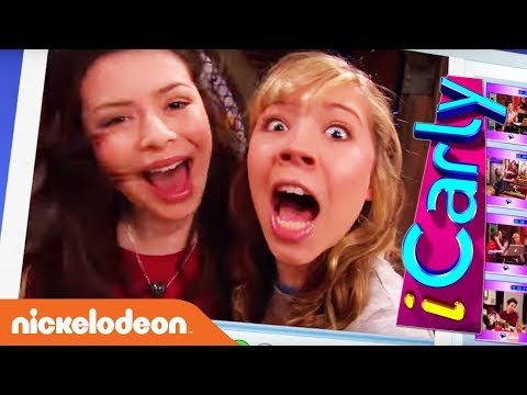 iCarly Theme Song Music Video | Celebrate the 10th Anniversary of iCarly w/ Game Shakers | Nick