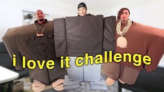 Making the Kanye West & Lil Pump I Love It Outfit Challenge