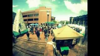 Thee Satisfaction Perform Unity Fair 2012 (Filmed by New City Collegian)