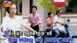 [Karaoke] Chuyen dem mua (Trong Huu)