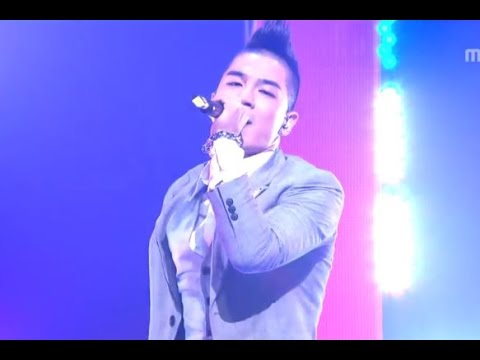 BIGBANG - Love Song, 빅뱅 - 러브송, Music Core 20110416