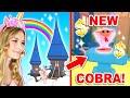 *NEW* COBRA SNAKE UPDATE In Adopt Me! (Roblox)