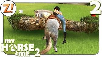 My Horse And Me 2: Sturz bei vollem Tempo #2 | Let's Play ★ [GERMAN/DEUTSCH]