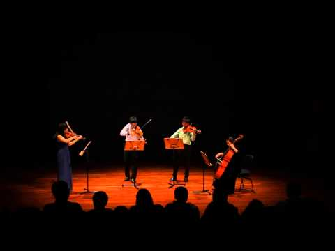 NJC Principal Quartet plays B Rosette