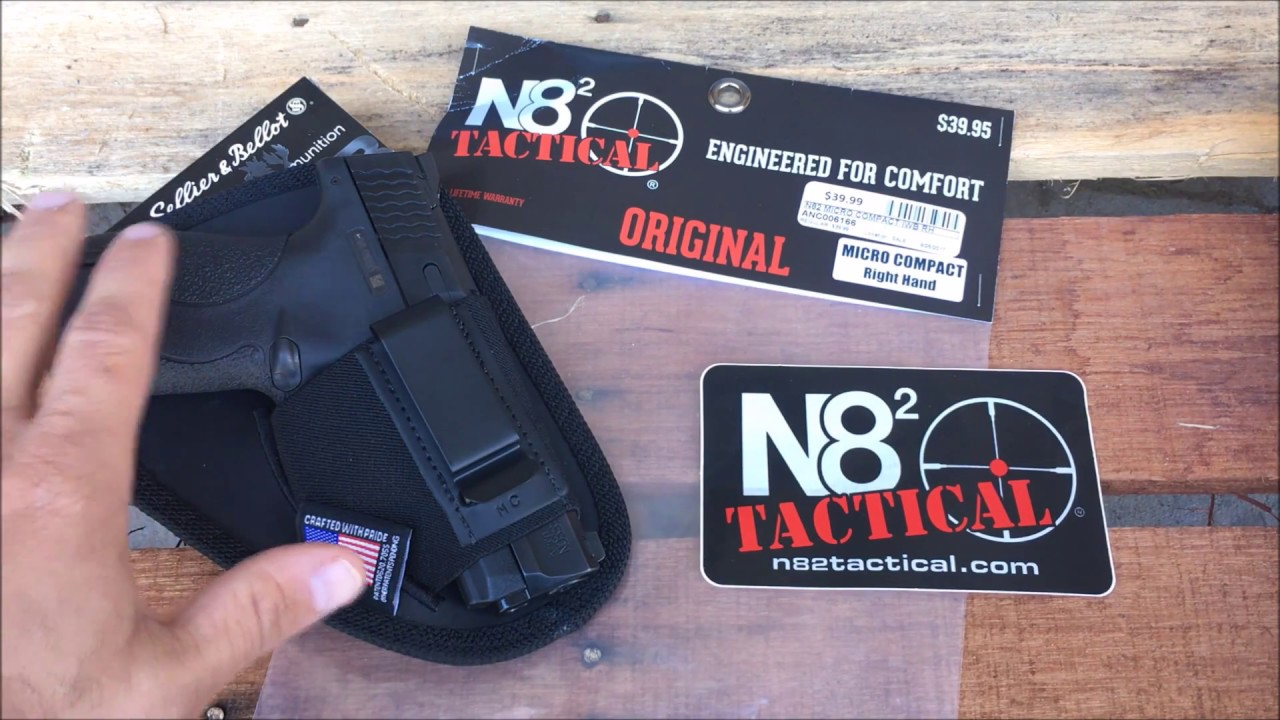 N82 Tactical Holster Review
