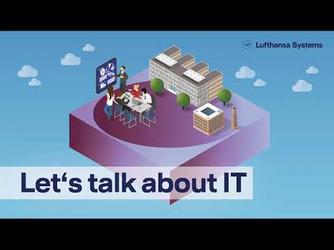Let's talk about IT - 7th Online Conference - Revenue Management & Pricing / Lufthansa Systems