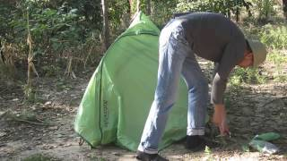 видео Палатки кемпинговые, горные Naturehike  NH