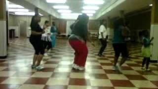 Haterz Line Dance