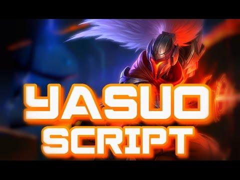 PROJECT : Yasuo Script