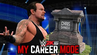 "WWE 2K16 My Career Mode - Ep. 90 - ""R.I.P. DANGER??!"""