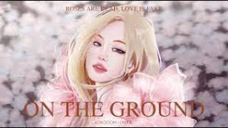 (ROSE) ON THE GROUND DANCE COVER (ROBLOX VER)