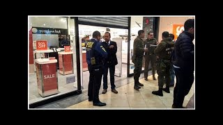 Delincuentes protagonizaron asalto en el mall Florida Center y huyeron con millonario botín