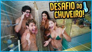 1 VS TODOS: DESAFIO MAIS DIFÍCIL DO CHUVEIRO!! [ REZENDE EVIL ]