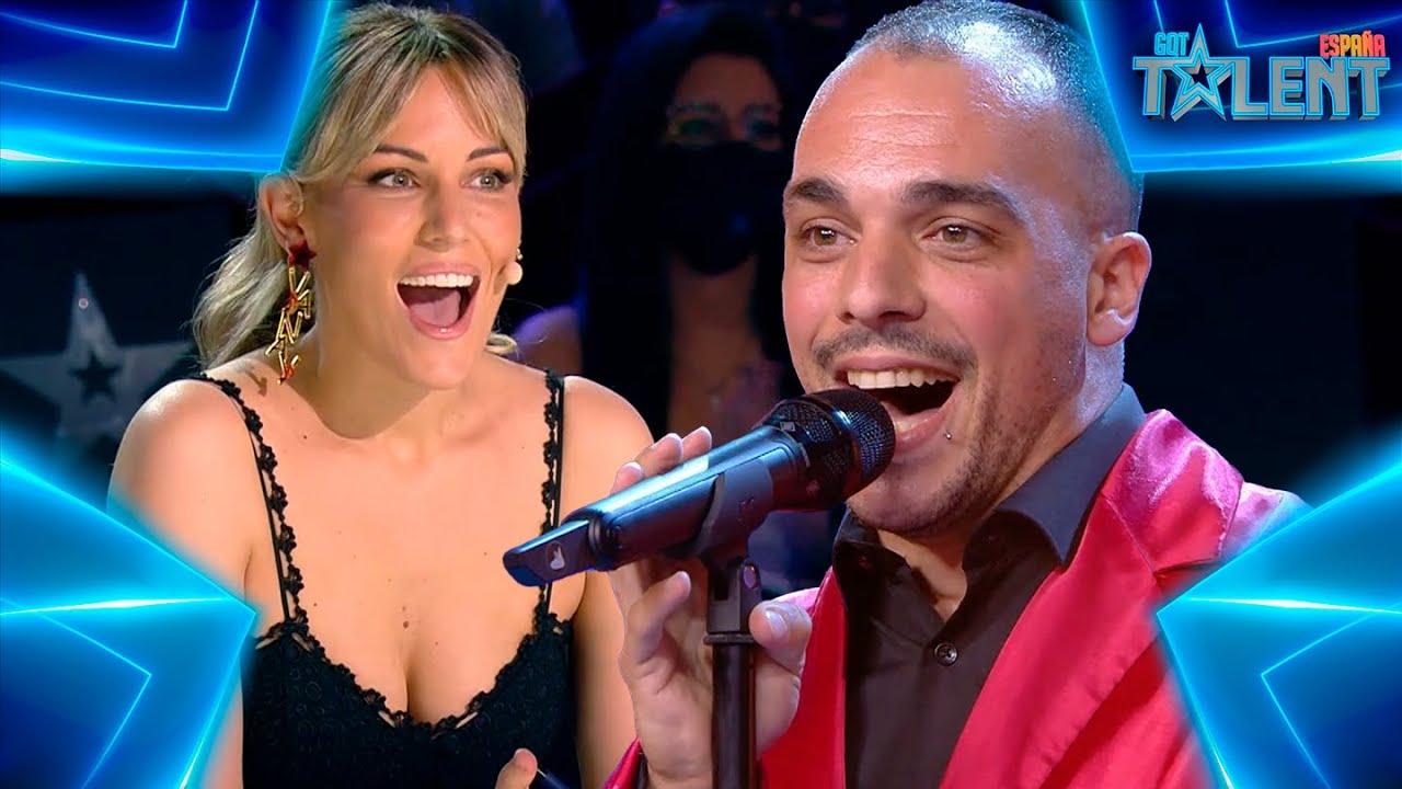Este cantante trae la GRAN VERBENA al programa | Audiciones 1 | Got Talent España 7 (2021)