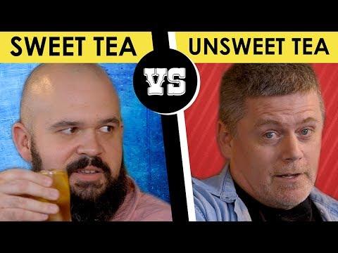 Sweet Tea vs. Unsweet Tea - Back Porch Bickerin'