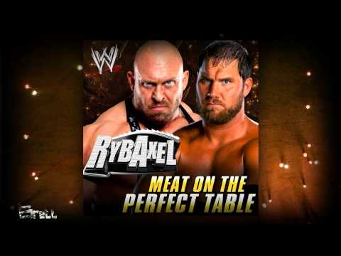 """WWE: """"Meat On the Perfect Table"""" [iTunes Release] by Jim Johnston ► Rybaxel Theme Song"""