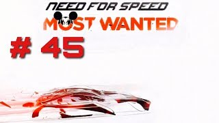 Need for Speed Most Wanted 2012 # 45 Krank gemacht wird nicht Let's Play