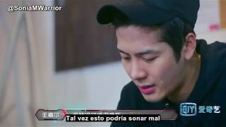 [Sub Esp] Jackson, performance Hot Blood Dance Crew EP 1 Cut