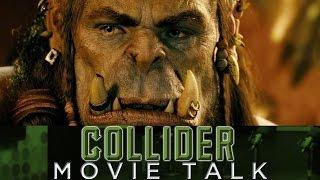 Collider Movie Talk - First Warcraft Trailer, New Star Wars The Force Awakens International Trailer