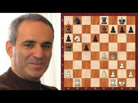 Garry Kasparov at the 1980 La Valletta, Malta Chess Olympiad - Part 1 of 3 (Chessworld.net)