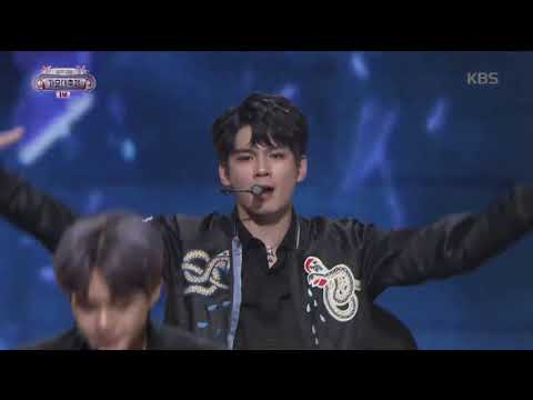 Wanna One - Never [Live Stage Mix]