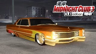 Cadillac Deville no Estilo Mais é Mais - Midnight Club 3 DUB Edition Remix (PC Gameplay) [1080p]