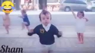 اجمل ضحكه اطفال😍 رمكس بجنن شيروو المقطع