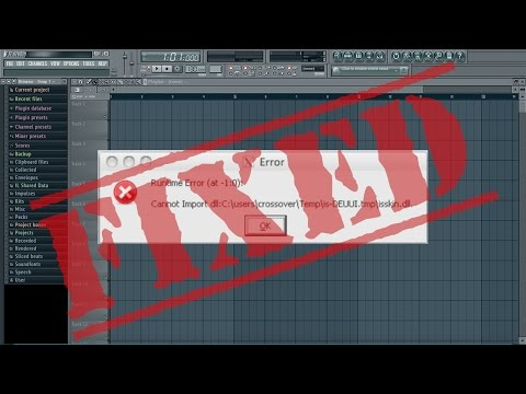 QUICK & EASY FIX | Nexus 2 For FL Studio Mac isskin.dll Install Error