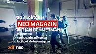 5 Jahre Neo Magazin - schon immer ganz unten