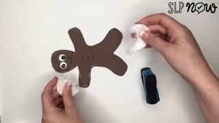 Gingerbread Man Craft - SLP Now