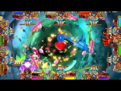 The Unicorn Fish / Master Of The Deep Fishing Game