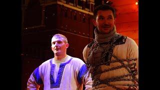 Славянское шоу на праздник (экстремальные номера, бои на мечах и мастер-классы)