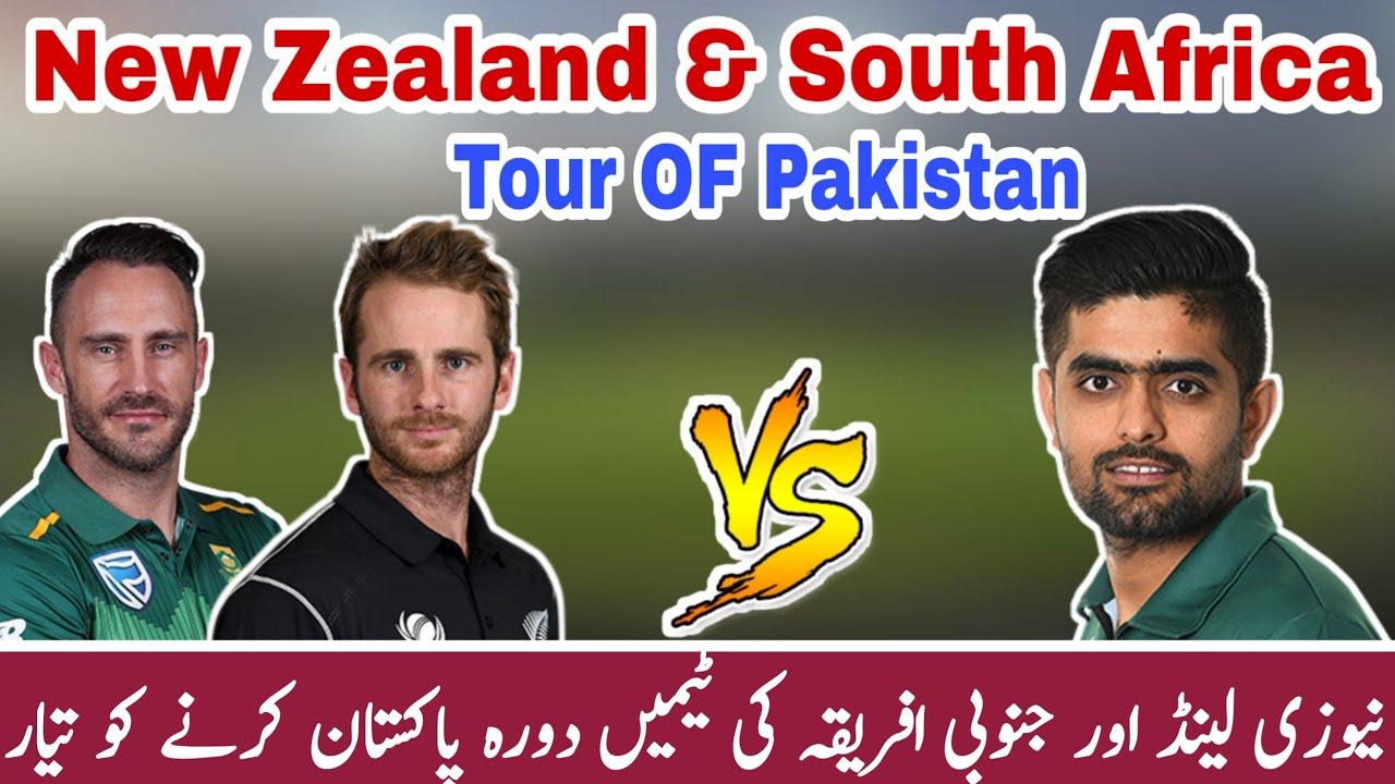 New Zealand Tour Of Pakistan Full Schedule | Pakistan vs ...