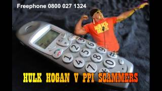 CRHnews - Hulk Hogan (impersonator) v Halifax Bank PPI (impersonator)