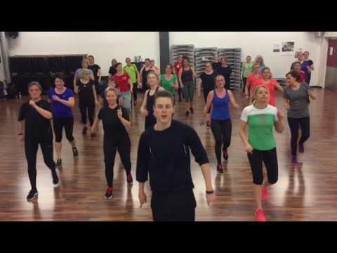 From Paris to Berlin, Infernal - Dance Fitness - Susanne & Glenn