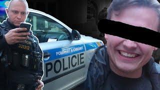 CHYTILI SME ZLODEJA (volali sme políciu)