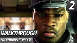 50 Cent Bulletproof Walkthrough Gameplay Mission 2