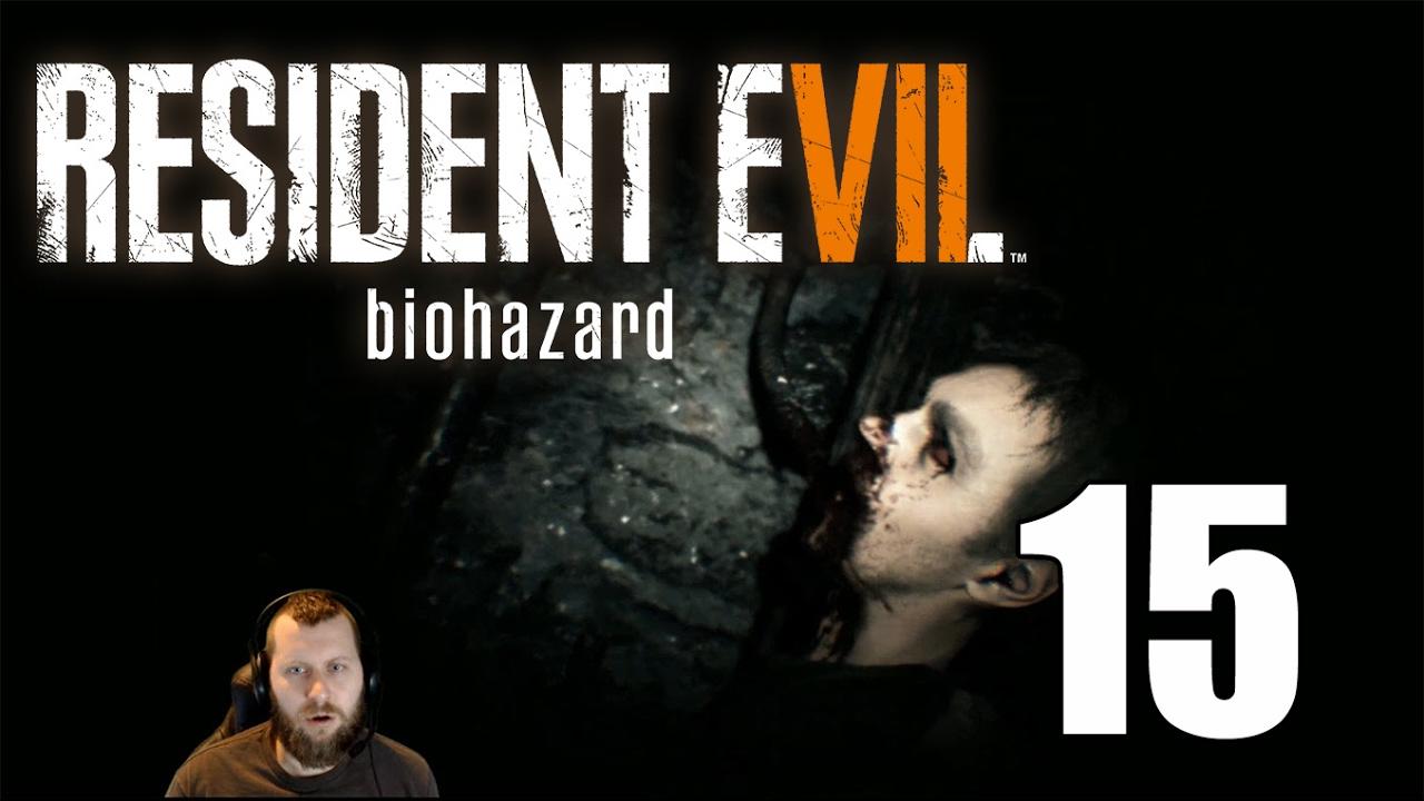 Resident Evil 7: Biohazard – Let's Play Part 15: Decision