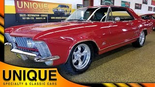 1963 Buick Riviera | For Sale $34,900