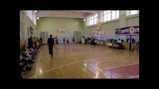 Победителем городских соревнований по баскетболу стала сборная 12-ой школы