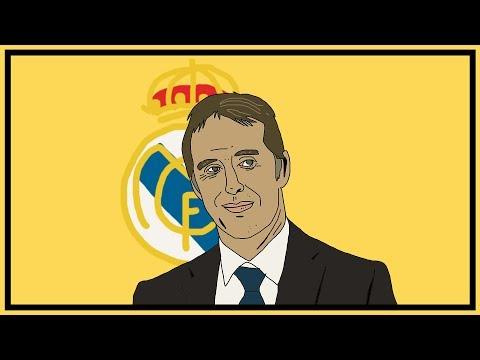 Tactics Explained   Lopetegui's Real Madrid