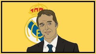 Tactics Explained | Lopetegui's Real Madrid