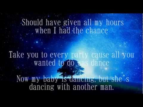 Man of me lyrics