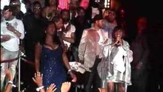 "Patti LaBelle and Jennifer Hudson sings live ""Club Love"" Washington, DC Part 2."