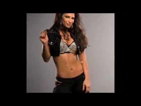 Lisa Marie Varon Form TNA In Brooke Valentine   Girlfight