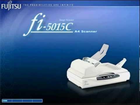 FUJITSU FI-5015C SCANNER DRIVERS UPDATE
