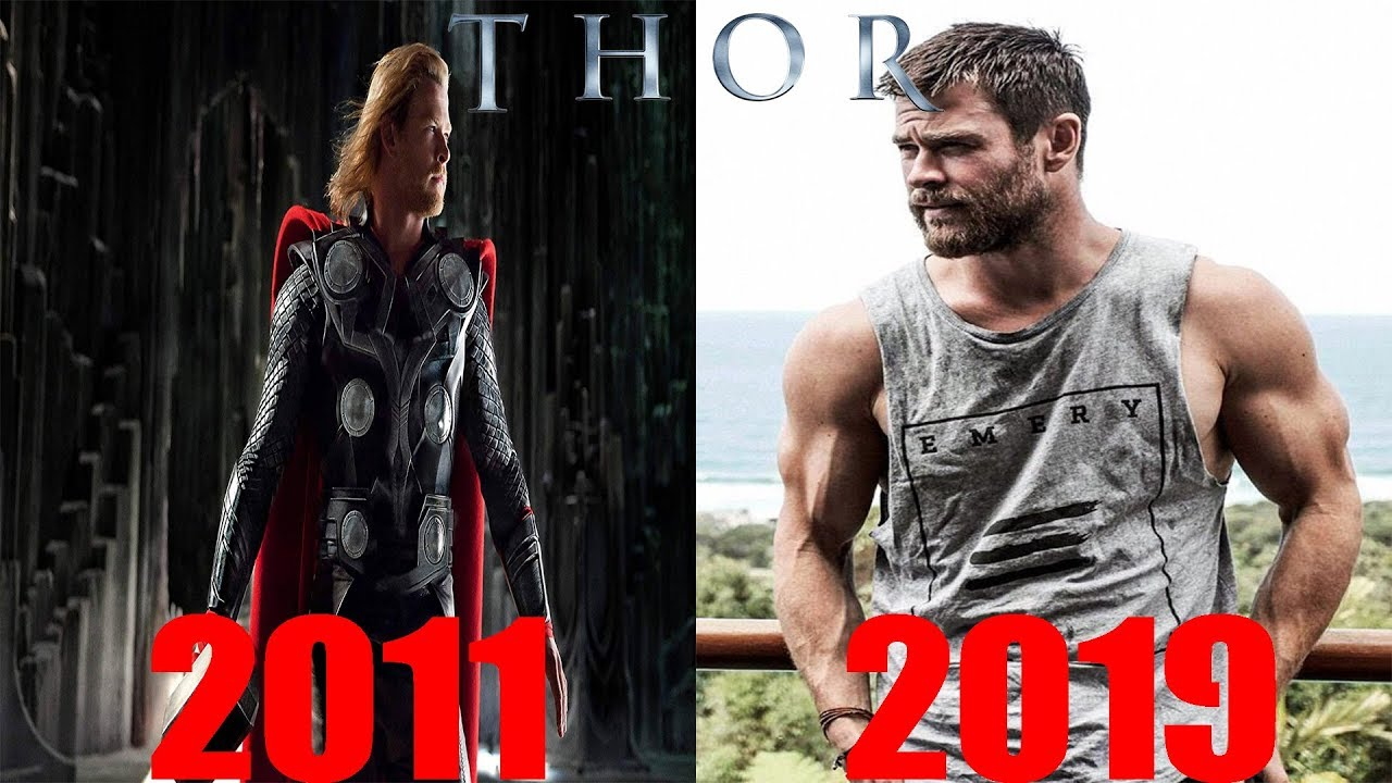 Thor 2011 Cast Then And Now 2019 Youtube