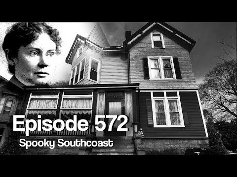 Ep572: Answering Hard Questions About Lizzie Borden's Ghost │ Amy Bruni - Chip Coffey