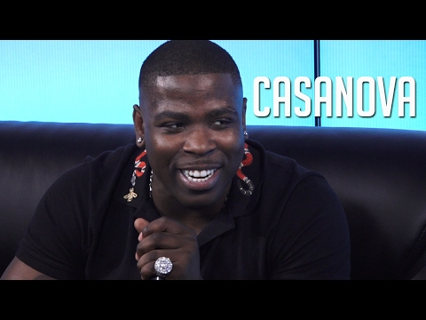 Casanova on Rapping for Only 1 Year, Jail with A$AP Rocky + Taxstone